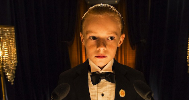 Kyle Catlett in 'The Young and Prodigious T.S. Spivet'