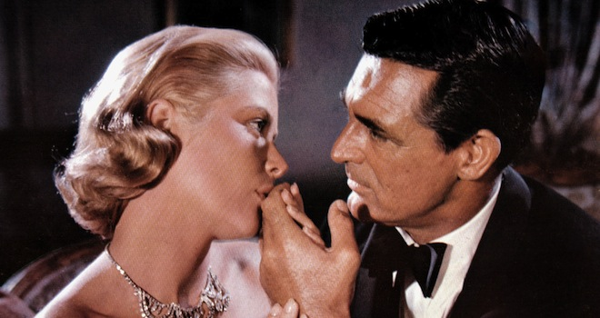Grace Kelly, Carry Grant,