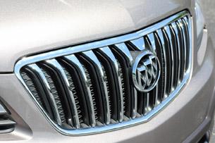 2013 Buick Encore grille