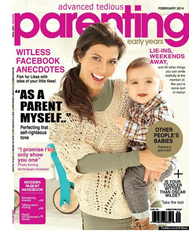 Advanced Tedious Parenting