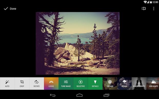 最新 Android 版 Google+ app 加入了更多相片編輯功能