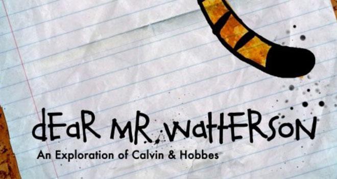 calvin & hobbes movie