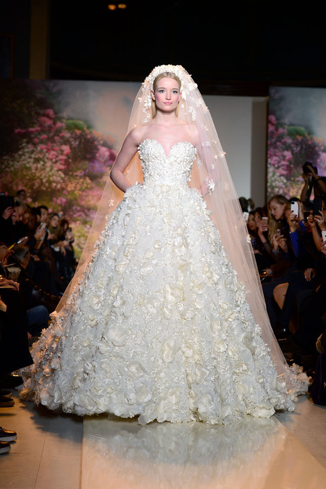 Paris Couture Spring/Summer 2014: Zuhair Murad