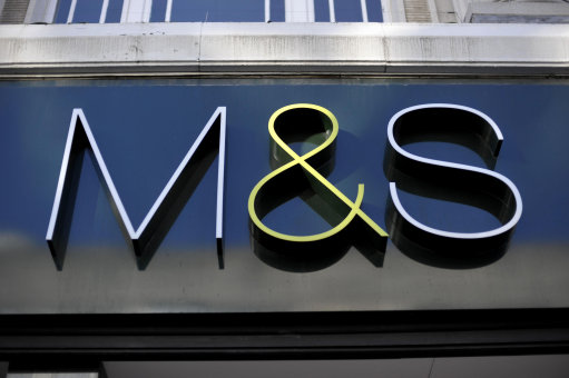 Marks & Spencer suffers ninth slide in sales