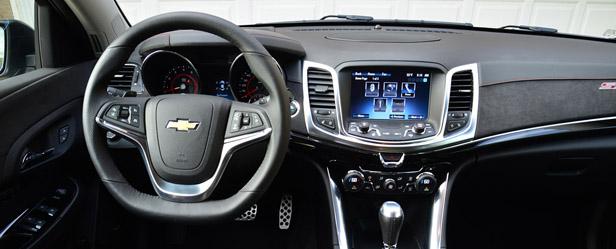 2014 Chevrolet SS ...