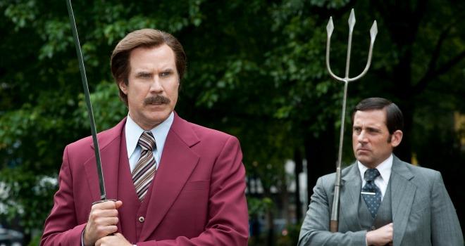 Anchorman 2 Family Review