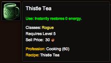 Thistle Tea tooltip