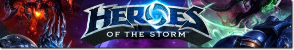 Heroes of the Storm title image