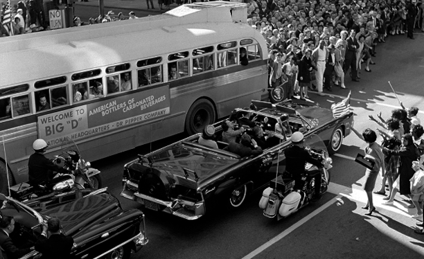 50 Years After Jfk Assassination His Limo Tells A Story