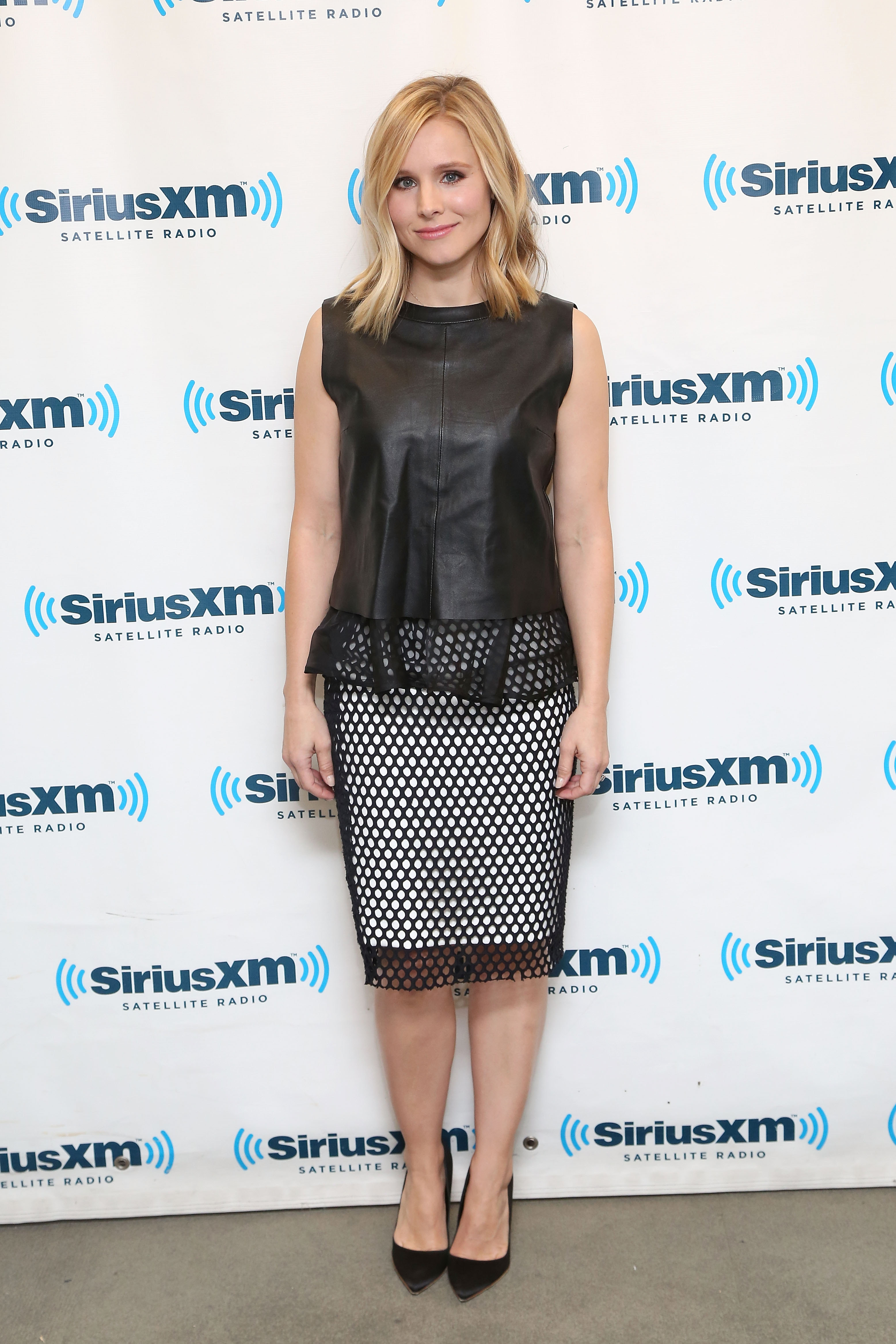 Celebrities Visit SiriusXM Studios - March 11, 2014