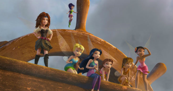 tinker bell captain hook facts