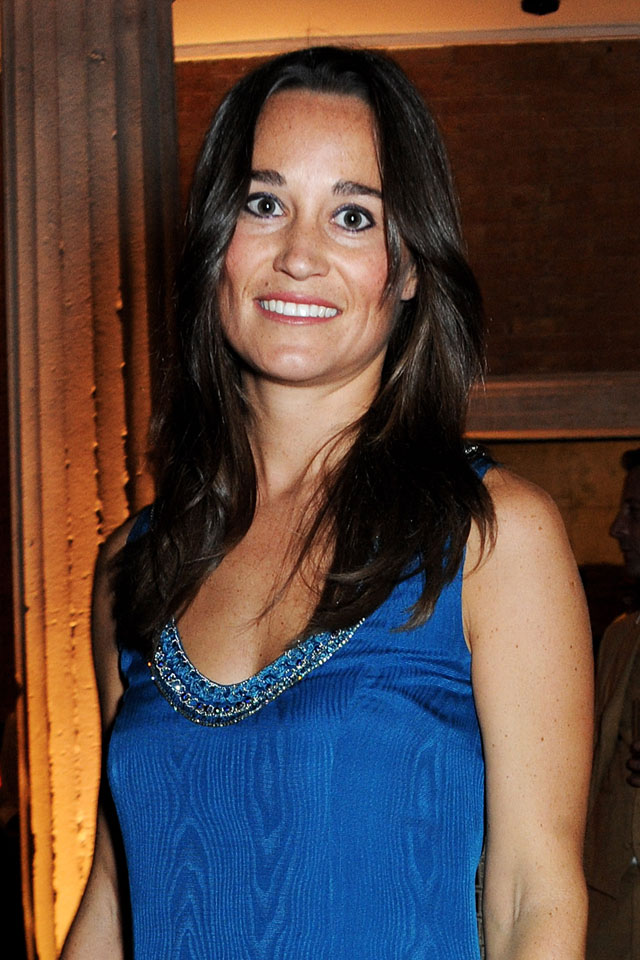 LONDON, ENGLAND - SEPTEMBER 24:  Pippa Middleton attends a donors dinner hosted by Michael Bloomberg & Graydon Carter to celebrate the launch of the new Serpentine Sackler Gallery designed by Zaha Hadid on September 24, 2013 in London, England.  (Photo by David M. Benett/Getty Images)