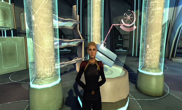 STO Memory Alpha Indoors