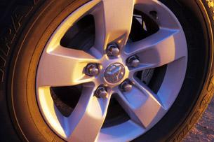 2013 Ram 1500 wheel