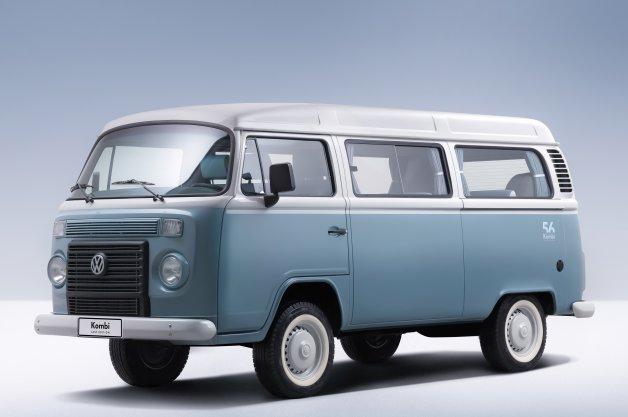 Volkswagen Type 2 Microbus Kombi