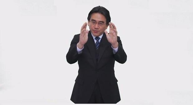 Nintendo 社長岩田聰因 Wii U 的銷情差而自願減薪
