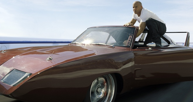 FAST  FURIOUS 6, Vin Diesel, 2013. /©Universal Pictures/Courtesy Everett Collection