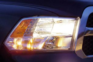 2013 Ram 1500 headlight