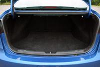 2014 Kia Forte trunk