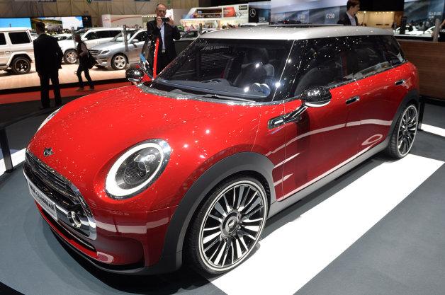 MINIがこれ以上の大型化や7人乗りモデルの計画を否定