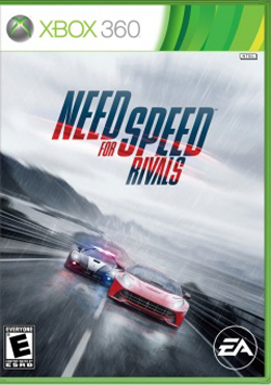 Need For Speed Rivals box art