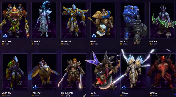 Breakfast Topic Which WoW Characters Belong In Heroes Of The Storm