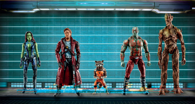 marvel guardians of the galaxy action figures