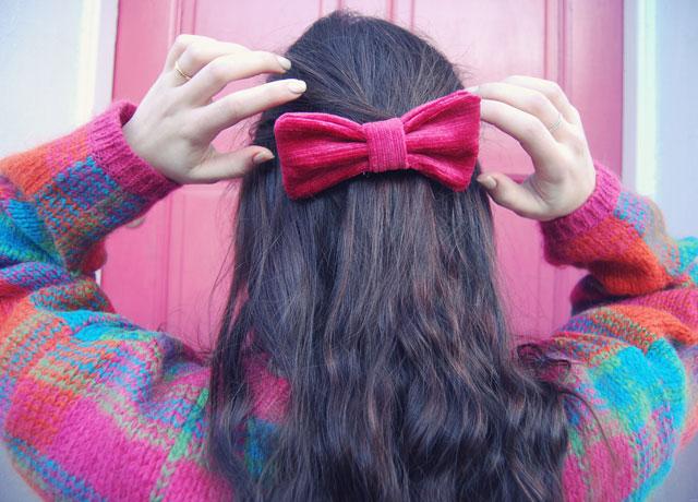velvet-bow-for-hair