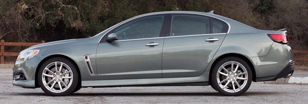 Marvelous 2014 Chevrolet SS ...