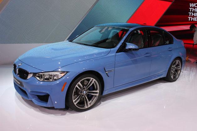 【デトロイトショー2014】BMWの新型「M3」と「M4」がデビュー!