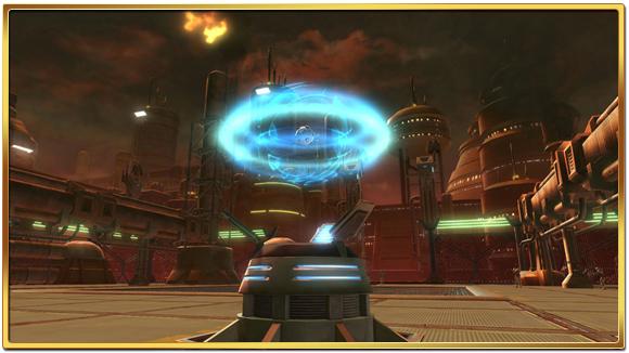 Quesh Huttball screenshot