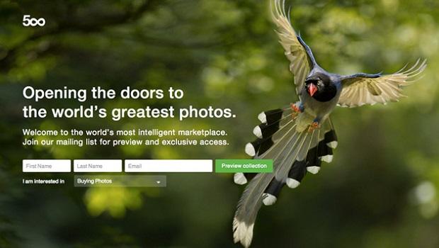 500px 用户现已可出售照片,但当然不会让你赚尽吧