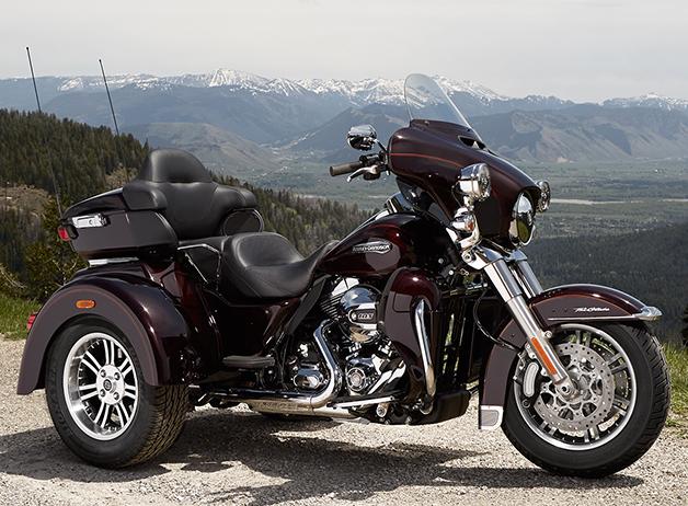 【レポート】普通免許でOK! ハーレーダビッドソンの3輪車が日本で発売開始