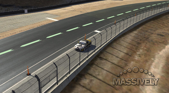 iRacing TV cam