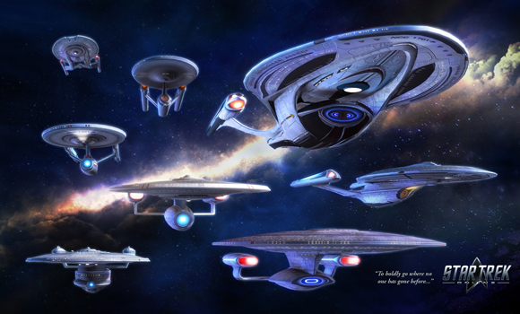 STO Ships of the Line