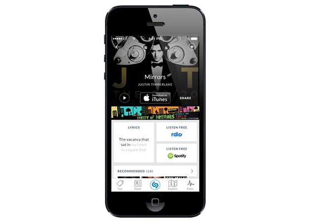 彭博社:Apple 計畫將 Shazam 直接整合到 iOS 中