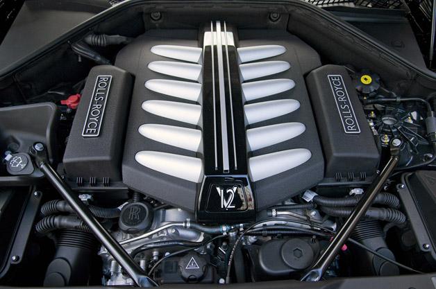 2014 Rolls Royce Wraith Autoblog