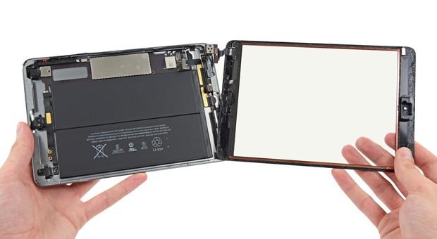iFixit 火速拆解 iPad mini 2,發現了大電池和 iPhone 5s 上的 A7 處理器