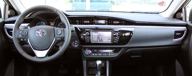 2014 Toyota Corolla  Autoblog
