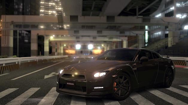 実際に自分が走った道をコース再現できる新機能が『GT6』に追加!