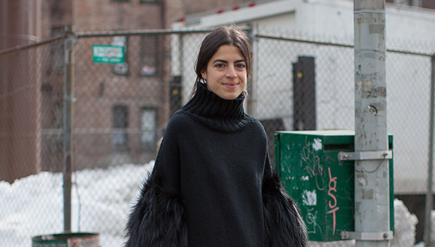 Street style from New York Fashion Week Day 4