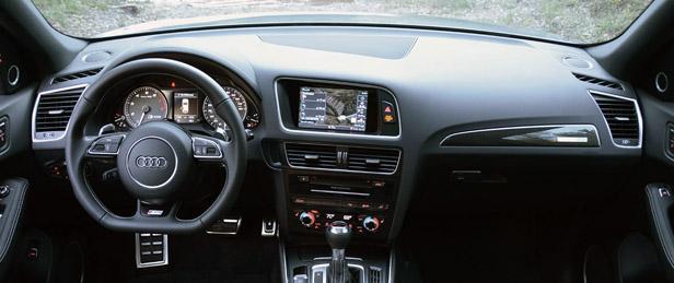 2014 Audi Sq5 First Drive Autoblog