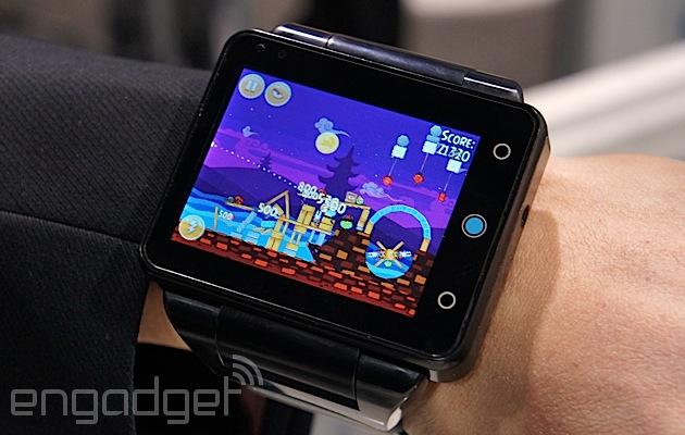 Neptune Pine:披著手錶外衣的智慧型手機
