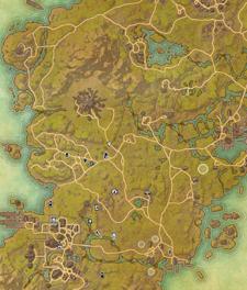 ESO Glenumbra map