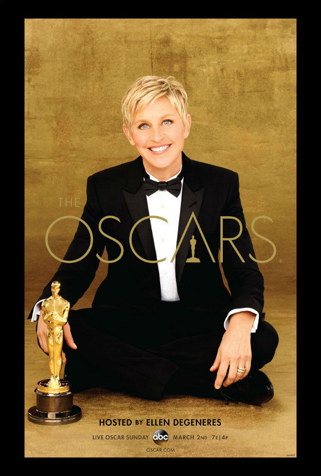 oscars 2014 poster