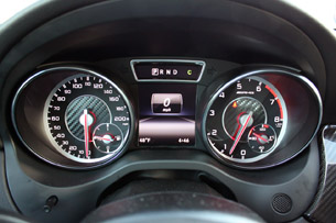 ... 2014 Mercedes Benz CLA45 AMG ...