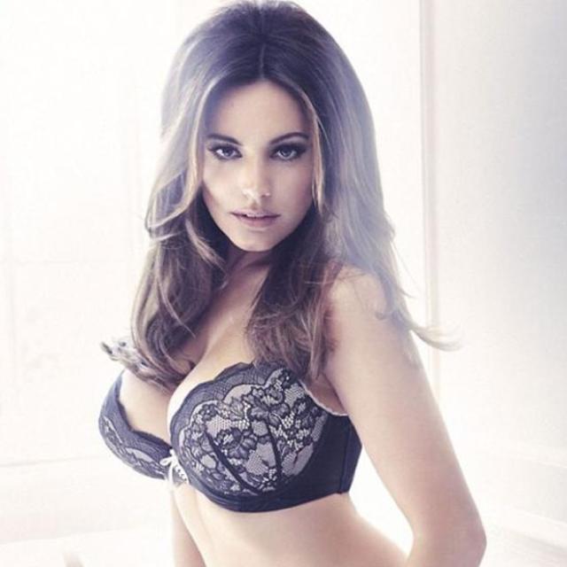 Kelly Brook underwear picture