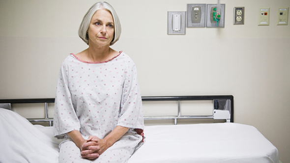 How to recognise the symptoms of ovarian cancer