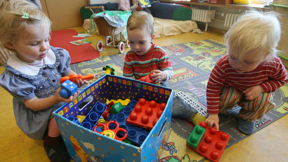 Childcare costs outstrip mortgage bill