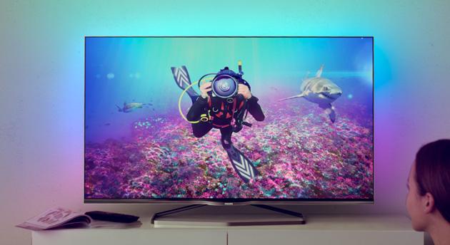 Philips 公佈 2014 年款 4K 電視陣容:尺寸變小、有一款基於 Android